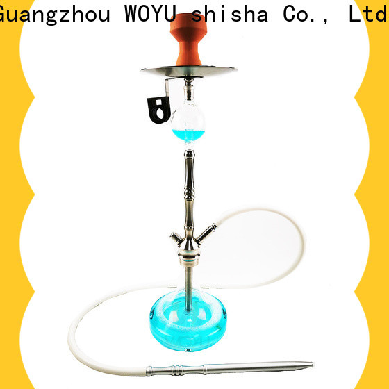 WOYU stainless steel shisha manufacturer for importer