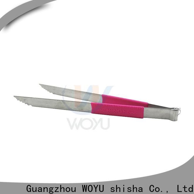 WOYU shisha tong overseas trader for importer
