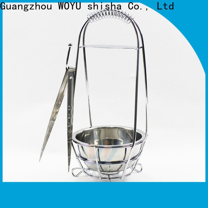 WOYU high quality charcoal basket factory for importer