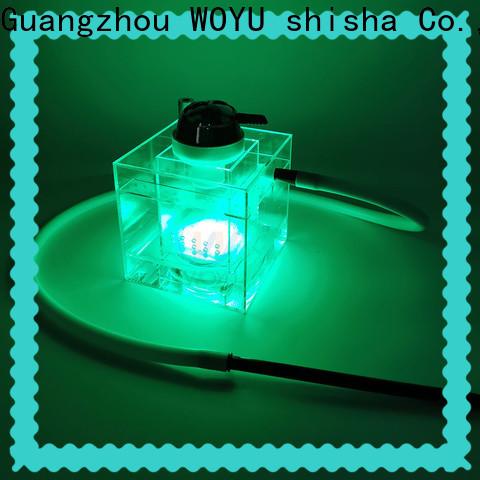 inexpensive acrylic shisha from China for trader