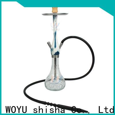 WOYU inexpensive wooden shisha customization for importer