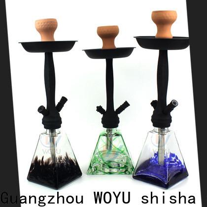 100% quality zinc alloy shisha factory for trader