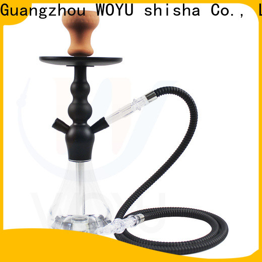 inexpensive aluminum shisha from China for business