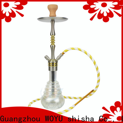 100% quality aluminum shisha from China for trader