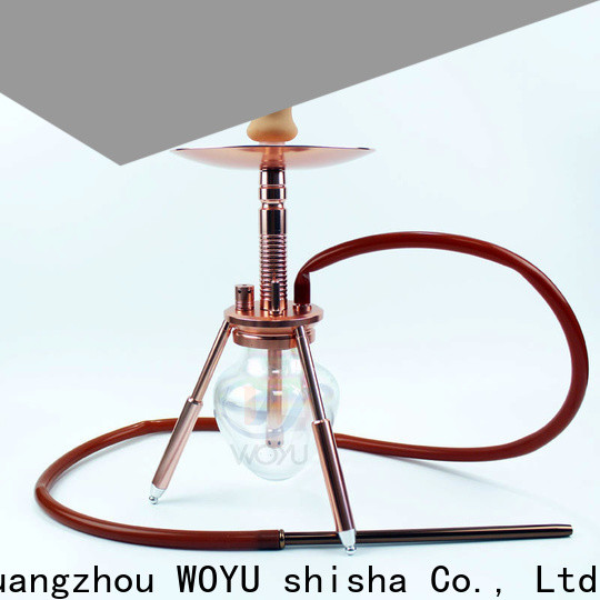 hot new releases aluminum shisha one-stop services for market