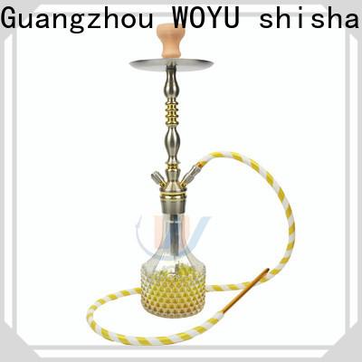 inexpensive aluminum shisha from China for trader