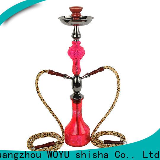 WOYU cheap iron shisha brand