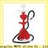 WOYU personalized glass shisha manufacturer for market