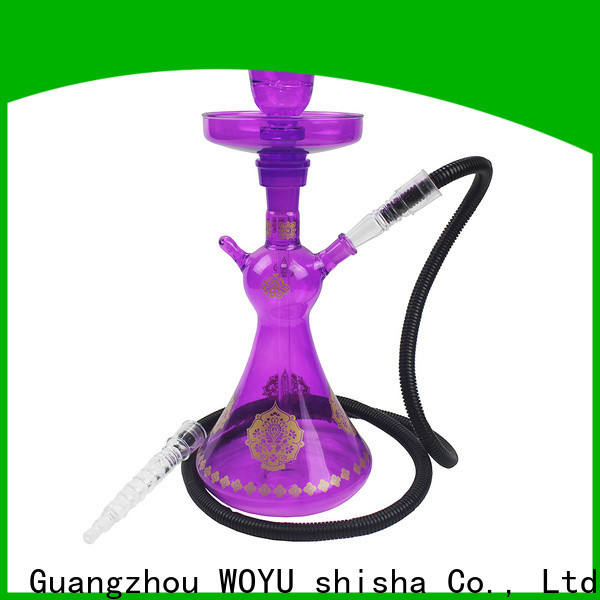 personalized glass shisha manufacturer for business