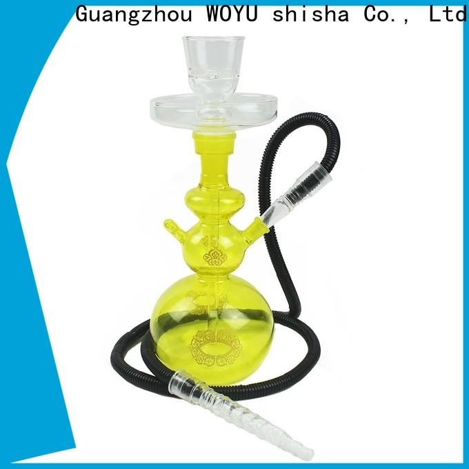 100% quality glass shisha supplier for trader