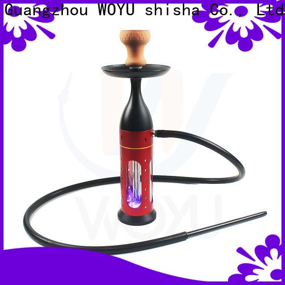 WOYU buy cheap hokkah from China for market