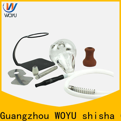 hot new releases aluminum shisha from China for importer