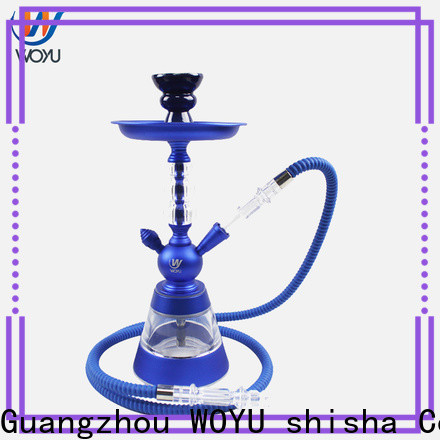 100% quality aluminum shisha one-stop services for trader
