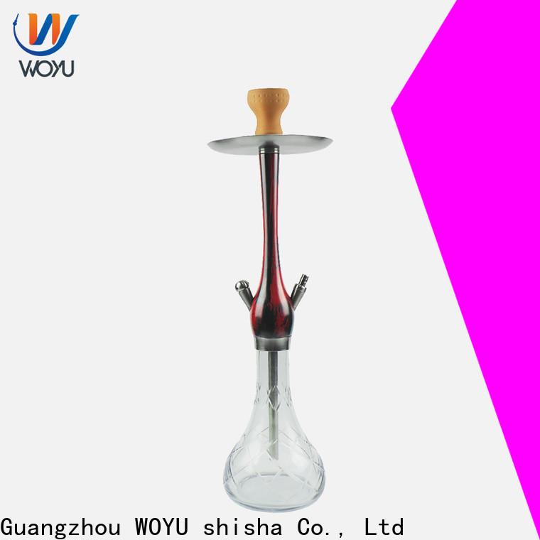 portable wooden shisha customization for trader