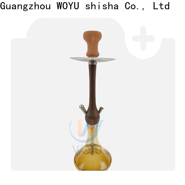 100% quality wooden shisha quick transaction for trader