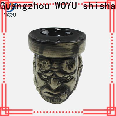 WOYU personalized shisha bowl design for b2b
