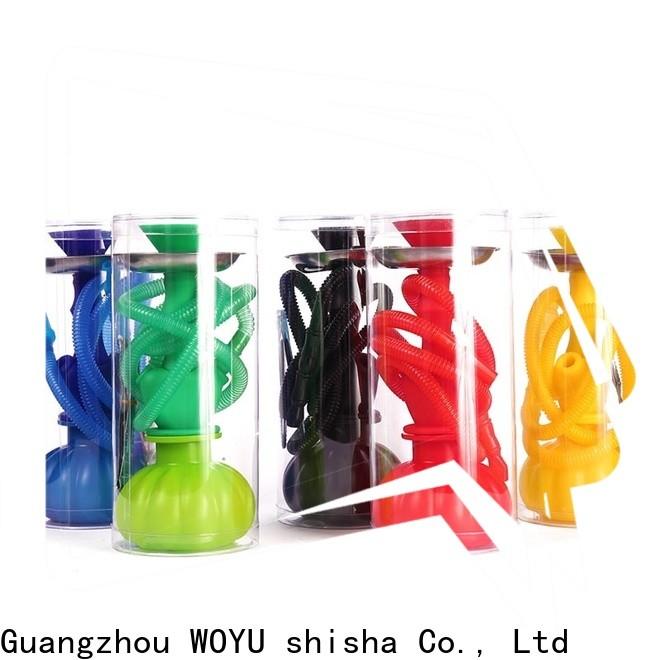 WOYU traditional silicone shisha manufacturer for importer