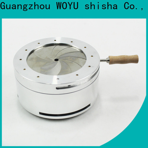 WOYU best-selling charcoal holder brand for b2b