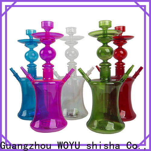 personalized glass shisha factory for market