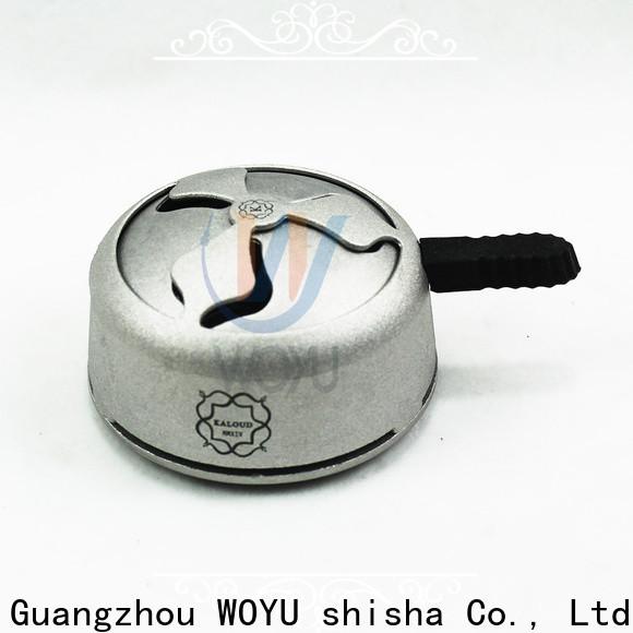 WOYU high standard charcoal holder manufacturer for market