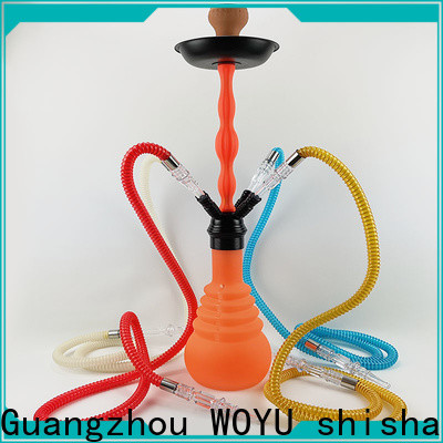 WOYU personalized silicone shisha brand for trader