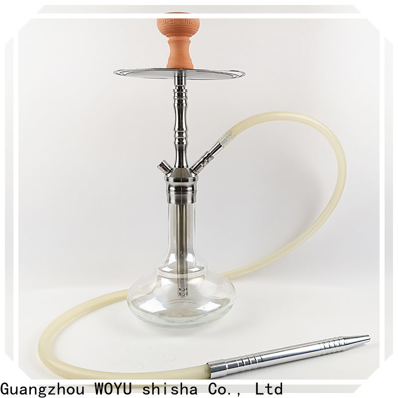 personalized stainless steel shisha manufacturer for business