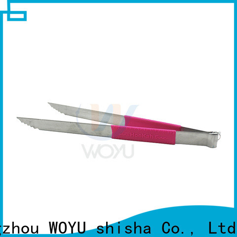 WOYU personalized coal tong overseas trader for importer