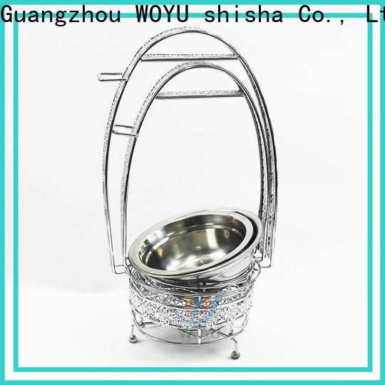 WOYU charcoal basket supplier for market
