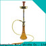WOYU 100% quality zinc alloy shisha supplier for market