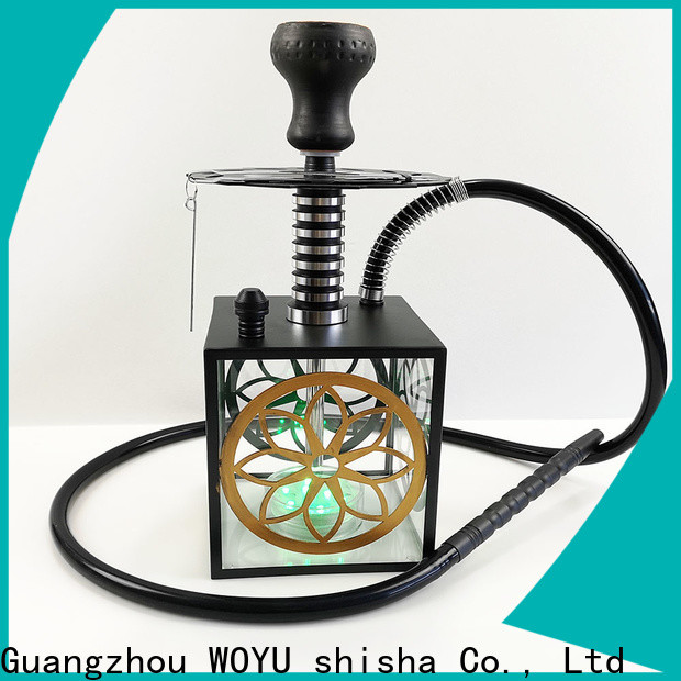 buy cheap acrylic shisha one-stop services for market