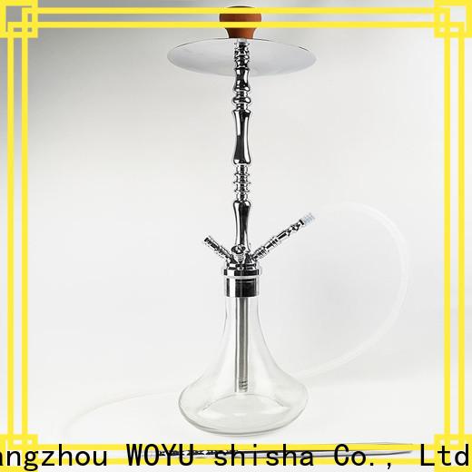 personalized zinc alloy shisha manufacturer for importer