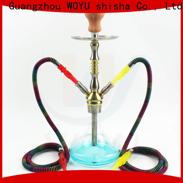 personalized aluminum shisha one-stop services for trader