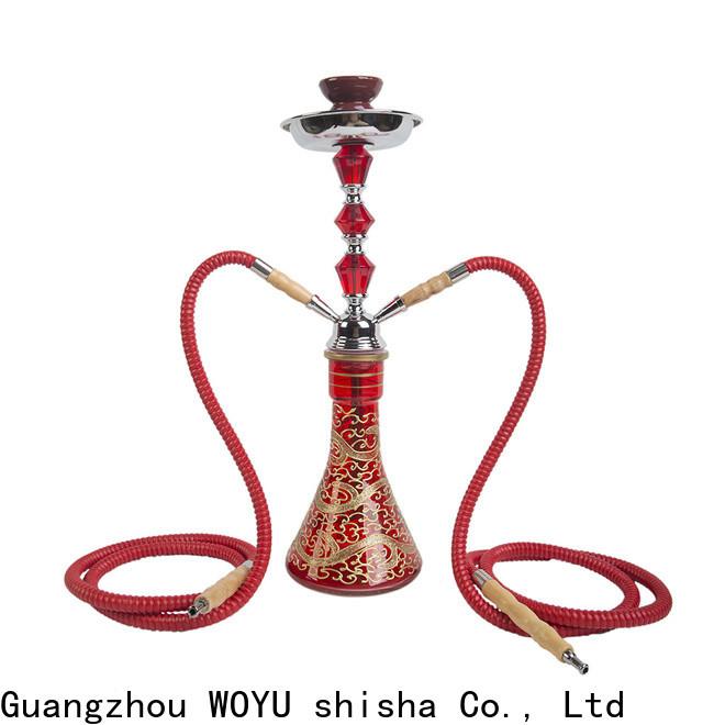 WOYU best-selling iron shisha wholesale