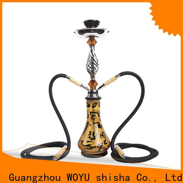 WOYU iron shisha from China