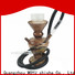 personalized glass shisha factory for importer