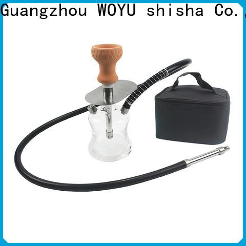 WOYU stainless steel shisha factory for b2b