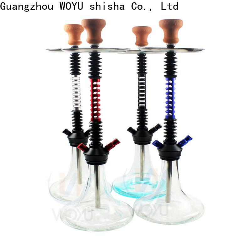 WOYU aluminum shisha from China for market