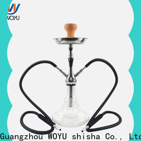 personalized zinc alloy shisha factory for market