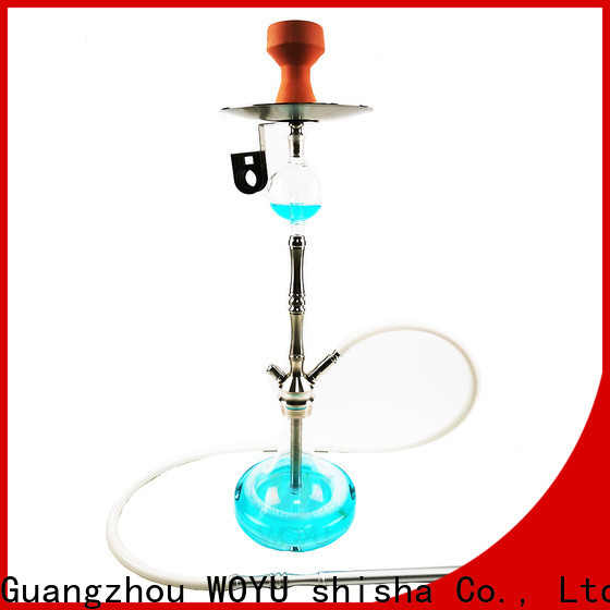 WOYU traditional stainless steel shisha manufacturer for market