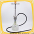 professional stainless steel shisha supplier for business