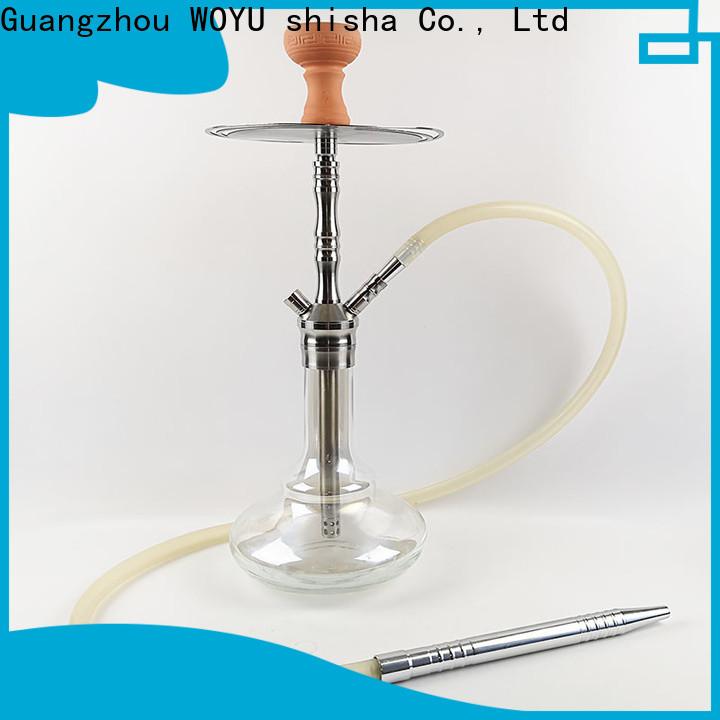 WOYU stainless steel shisha manufacturer for b2b