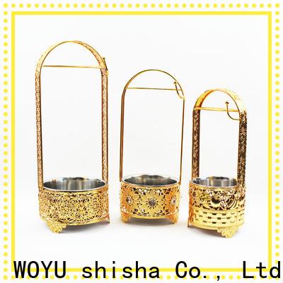 WOYU high quality charcoal basket brand for trader