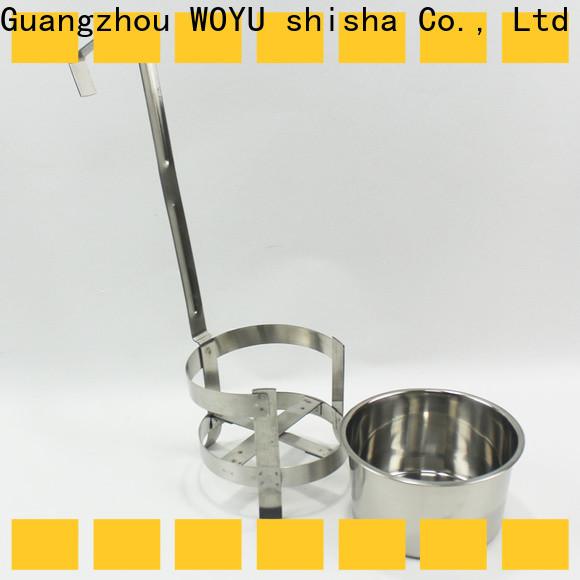 WOYU charcoal basket supplier for trader