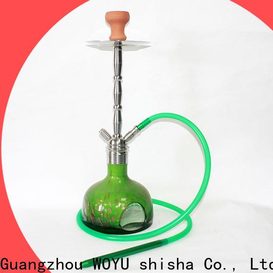 WOYU inexpensive stainless steel shisha factory for market