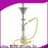 WOYU stainless steel shisha supplier for b2b