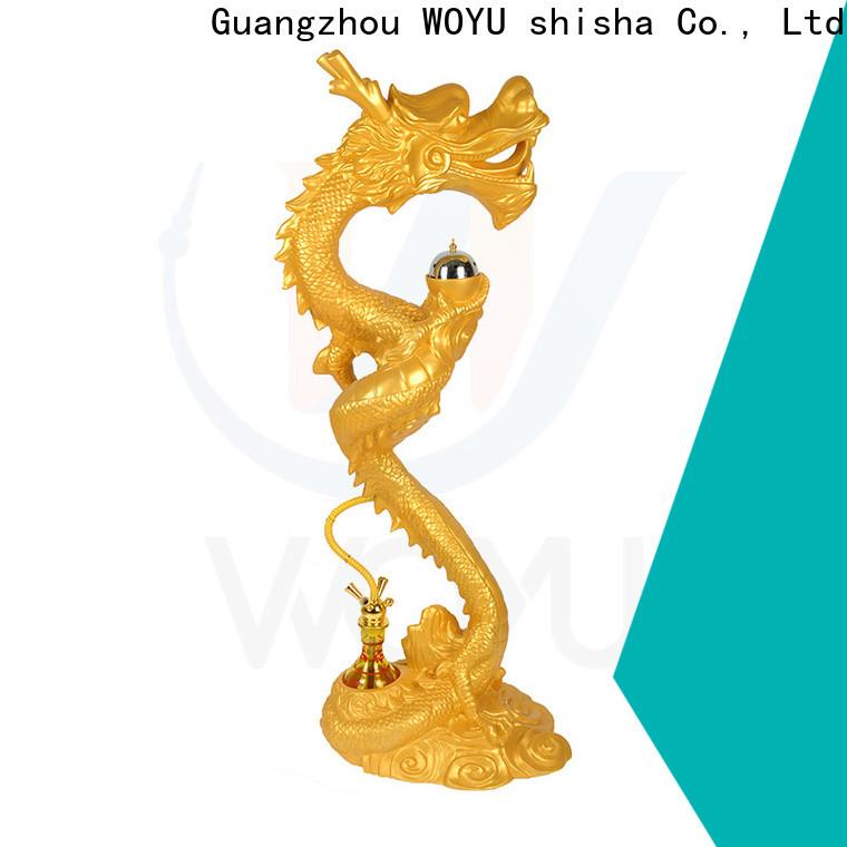 WOYU high standard resin shisha brand for trader