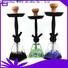 WOYU zinc alloy shisha manufacturer for trader