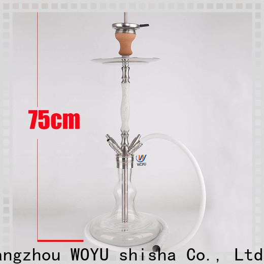 WOYU 100% quality wooden shisha quick transaction for importer