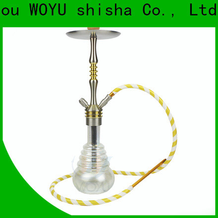 hot new releases aluminum shisha one-stop services for trader