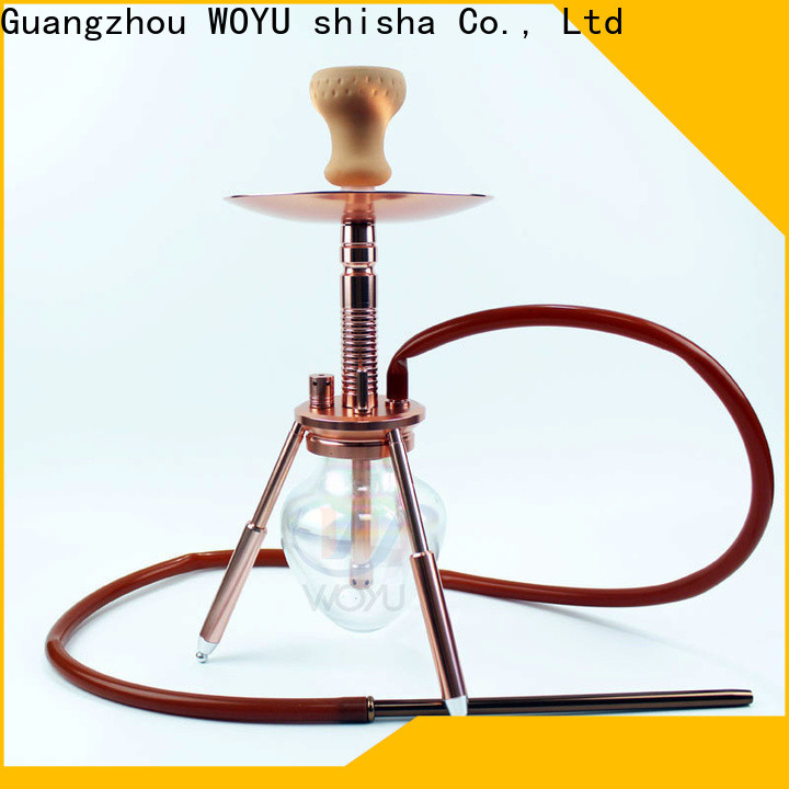 100% quality aluminum shisha one-stop services for business